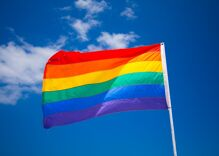 A California town meeting exploded in hate after someone suggested flying the rainbow flag for pride