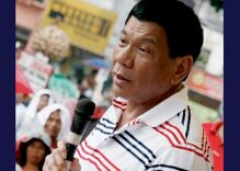 The Philippines' president says he's ex-gay: 'I became a man again'