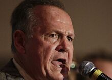 Roy Moore wants to bring back the 60's because LGBTQ people didn't have rights then