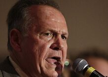 Roy Moore asks the Supreme Court to end marriage equality