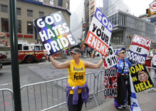 Westboro Baptist Church will protest graduations at several historically black colleges
