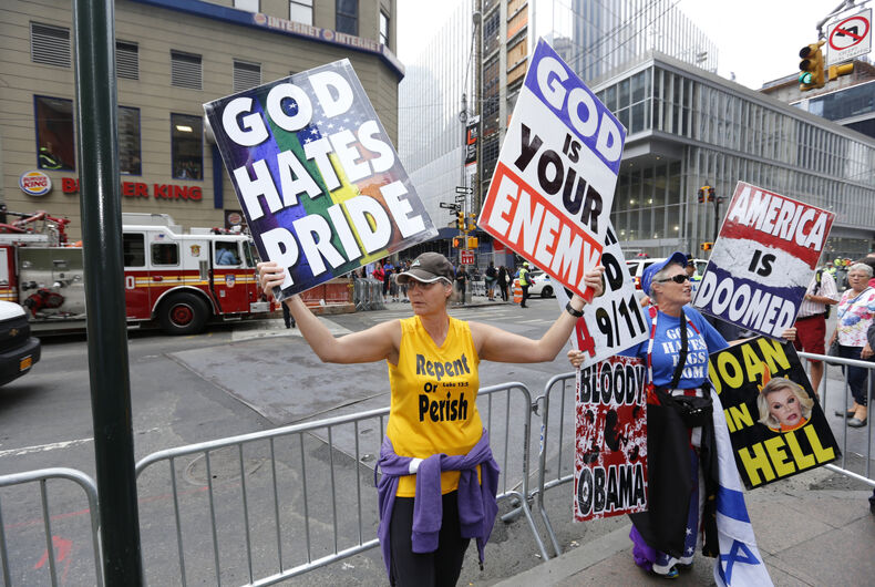 Westboro Baptist Church, Historically Black Colleges and universities, HBCUs