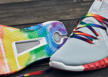 Under Armour's pride collection of sneakers & shirts is small, but it stands out