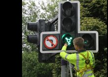 Check out these LGBTQ traffic signals Edinburgh is installing for their Pride parade