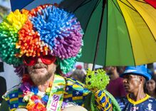 Pride in Pictures: Rio de Janeiro's massive Pride parade is stunning