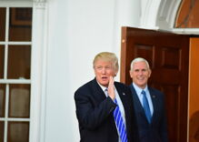 Trump just shivved Mike Pence & he didn't see it coming