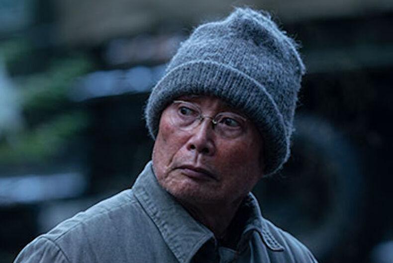 George Takei, Yamato-san, AMC, The Terror: Infamy, gay actor, Star Trek, Sulu, horror, Japanese internment camps, World War II