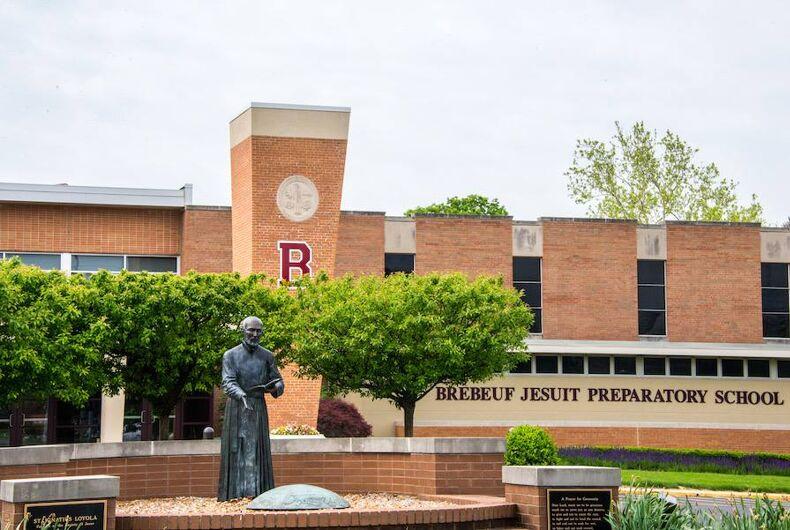 Brebeuf Jesuit Preparatory School in Indianapolis, IN