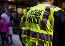 Chicago cop accused of forcing a trans woman to perform oral sex on him in his squad car