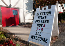 Evangelicals are pledging to spend tens of millions to reelect Donald Trump