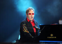 """Elton John calls out Putin for saying Russia has """"no problem"""" with gay people"""