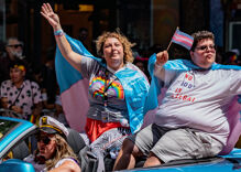 Trans student Gavin Grimm is going to college thanks to a generous benefactor