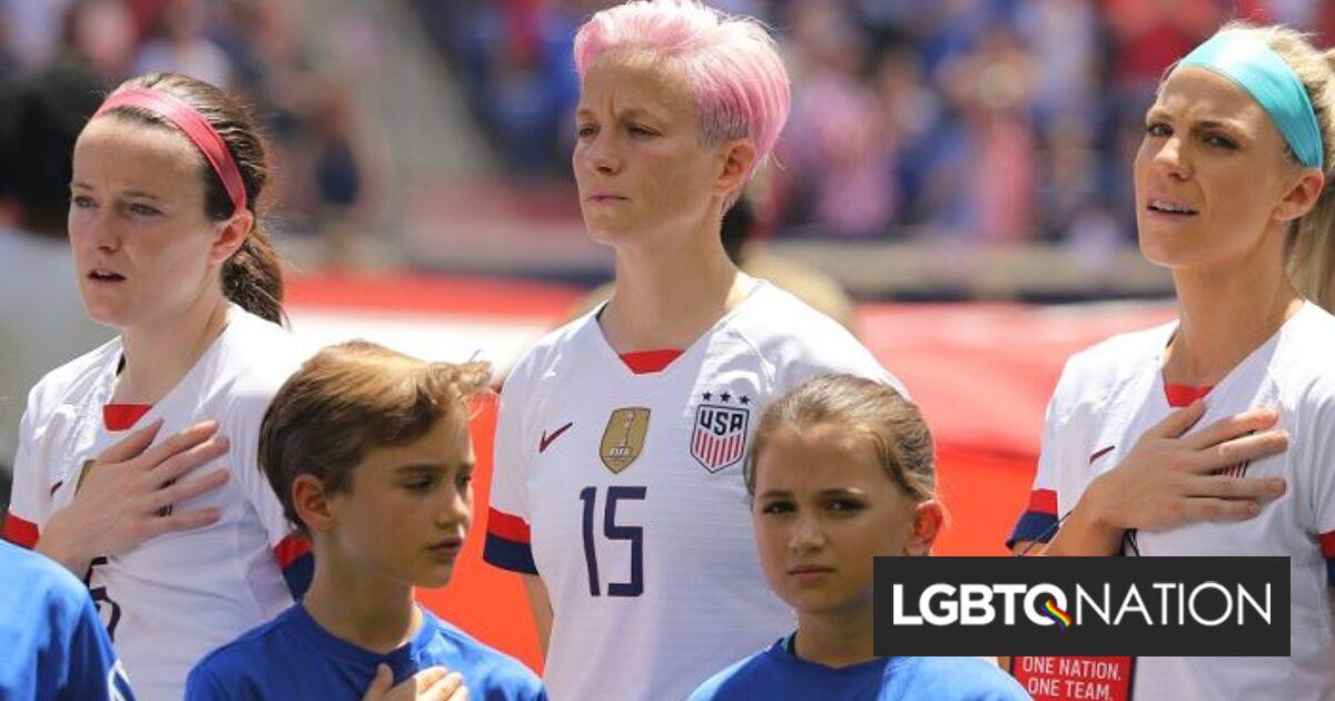 Donald Trump renews attacks on U.S. Women's soccer team following their initial Olympics loss