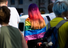 Pride in Pictures: It's illegal to hold a Pride parade in Moscow