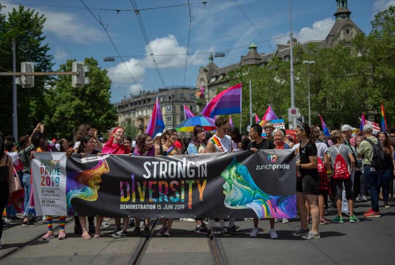 Pride in Pictures: Zurich