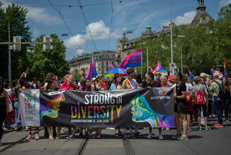 Pride in Pictures: Zurich