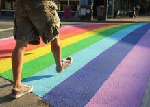 Dallas will soon have the most rainbow crosswalks in the country