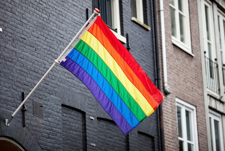 rainbow flag, pride flag