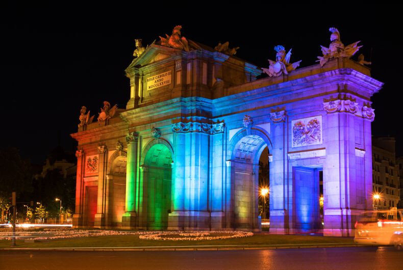 Pride in Pictures: Madrid