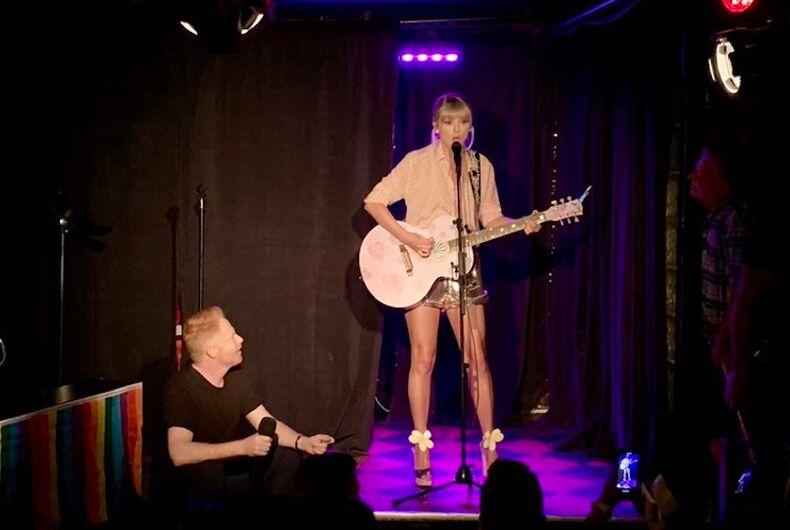 Taylor Swift, World Pride, Stonewall Inn