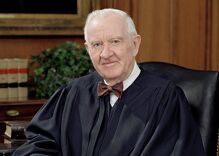 Former Supreme Court Justice John Paul Stevens, a longtime supporter of LGBTQ rights, dies at 99