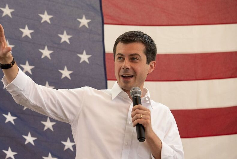 Hollywood donors just love Mayor Pete's presidential campaign