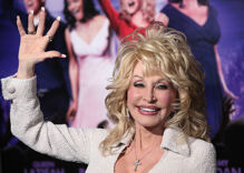 Dolly Parton gave a million dollars to help fund the new coronavirus vaccine & America is grateful