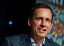 Gay Trump supporter Peter Thiel continues his nonsense, but manages to get something right
