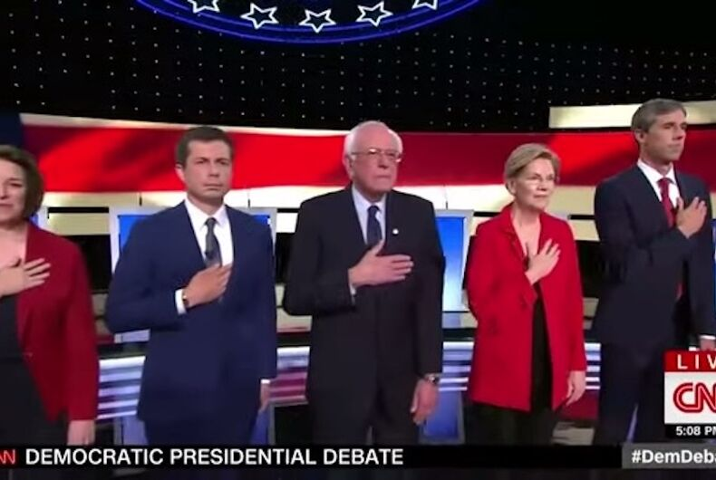 Which Democratic presidential candidates will drop out next?