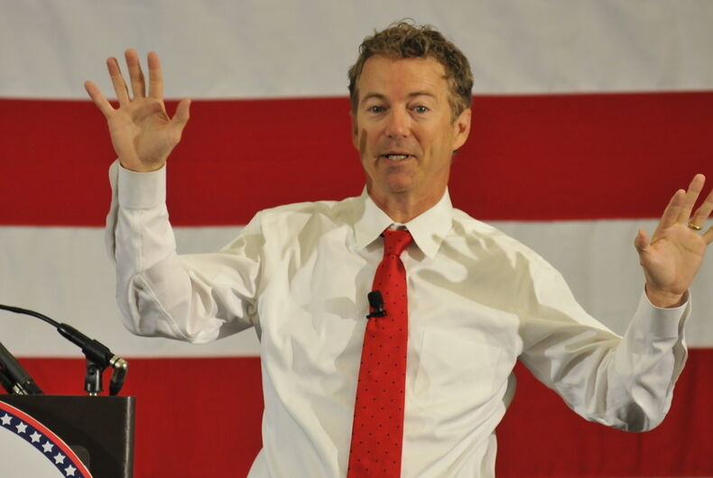 Rand Paul, Republican, conservative, Ayn Rand