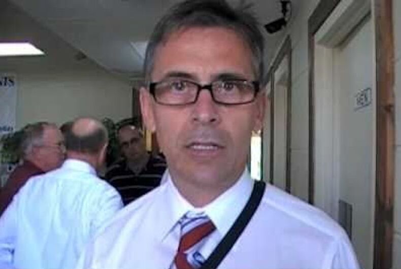 Tennessee State Representative Bill Sanderson