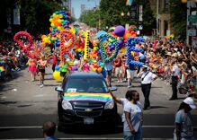 Illinois's new gov. protected trans students on the day of Chicago's Pride parade