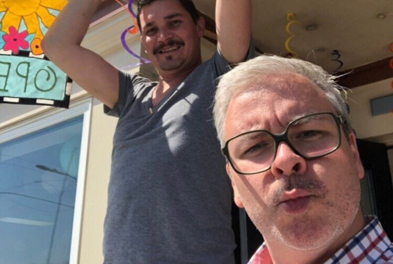Dustin Piccolo, David Kinsey, fine Fellows Creamery, ice cream shop, Cape May, New Jersey