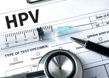 Don't believe the myth: lesbians can get HPV