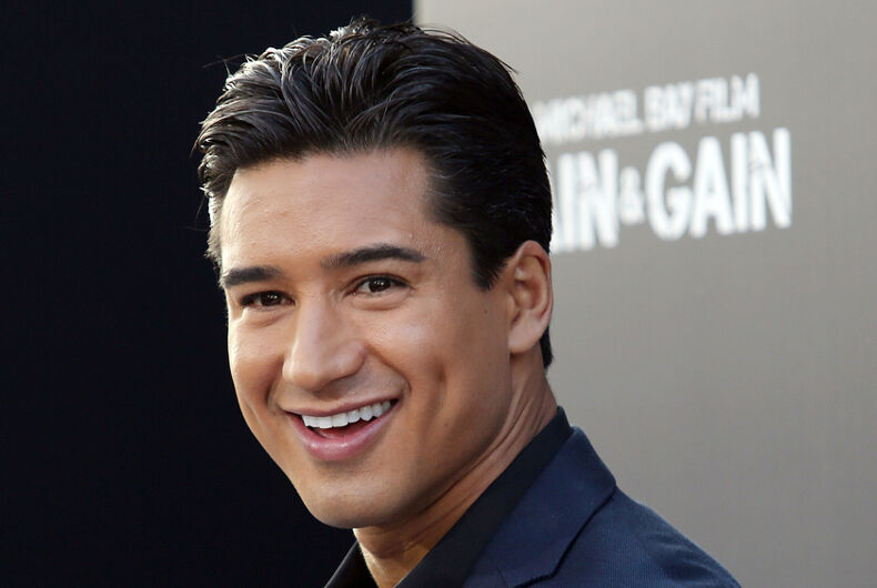 Mario Lopez, actor, transgender, transphobia, The Candace Owens Show