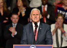 Pence uses anti-LGBTQ dog whistle to rally Georgia Republicans in special election