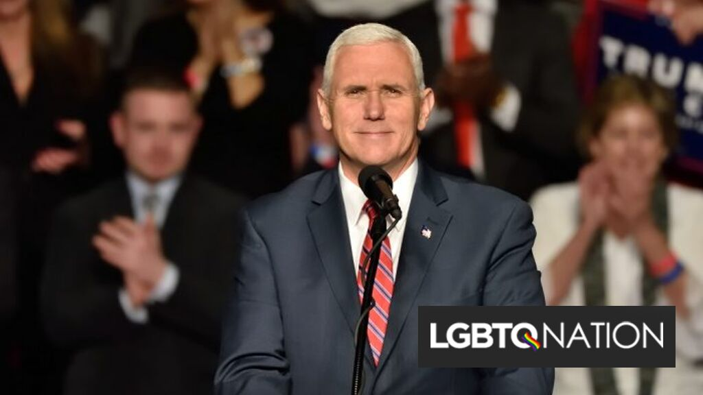 """The first """"Mike Pence for President"""" ad is here & it's a doozy"""