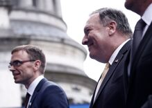 Former Sec. of State Mike Pompeo urges hate group followers to run for school board
