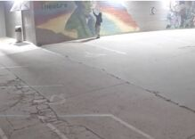 Vandals deface LGBTQ mural in Oklahoma with slurs. That's not a hate crime there.
