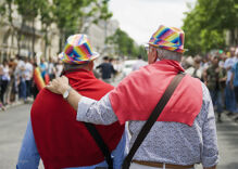 Are LGBTQ people more at risk for Alzheimer's?