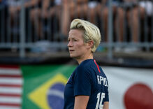 Trump dissed Megan Rapinoe & now her pro-basketball girlfriend is clapping back