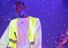 Tyler the Creator freestyled an explicitly gay rap on New York's biggest hip-hop station