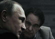 Oliver Stone defends his support for Russian law meant to persecute LGBTQ people