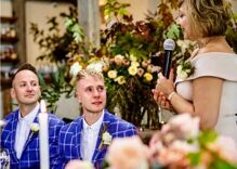 That time an unsupportive Christian mom realized her mistake & showed up at her son's wedding