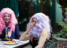 The new official Drag Brunch cookbook is here & it's definitely queer