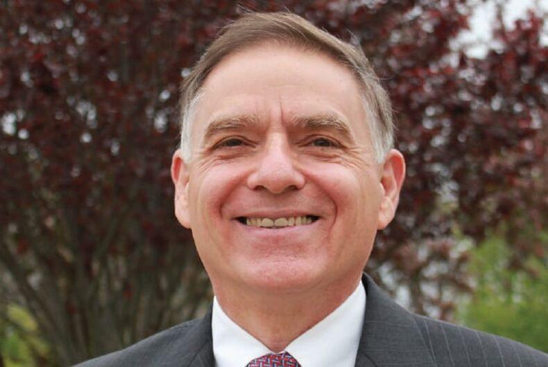 Barnegat, NJ mayor Alfonso Cirulli
