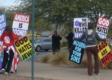 America's most antigay preacher says Westboro Baptist is too hateful & should tone it down