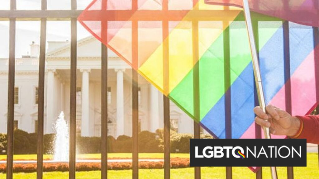 Biden administration issues strong statement urging passage of LGBTQ civil rights bill