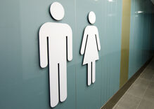 A school got death threats over its trans bathroom policy. So it reversed it.