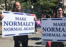 Boston's 'Straight Pride' was basically a white supremacist Trump rally